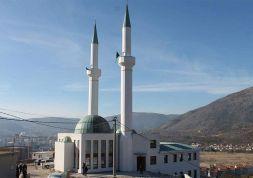 Radno otvorena džamija u Gornjem Zaliku, MIZ Mostar