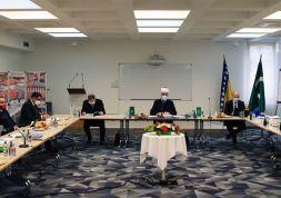 Održana sjednica Vijeća muftija.