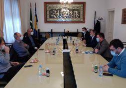 Predstavnici Generalne direkcije vakufa Republike Turske ovih dana borave u randoj posjeti Vakufskoj