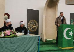 AKOS poklonio Islamskoj zajednici u BiH mesdžid i zemljište u Žepču