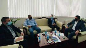 Posjeta Federalnom ministarstvu raseljenih osoba i izbjeglica