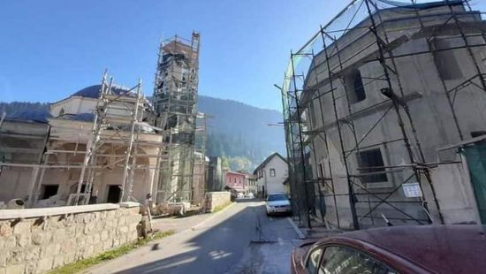 Obilježeno 450 godina od gradnje simbola Čajniča, džamije Sinan-bega Boljanića