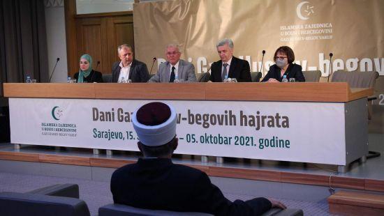 """Sarajevo: Naučni skup """"Uloga i značaj Gazi Husrev-bega u historiji Bosne i Hercegovine"""""""