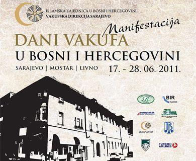 Manifestacija Dani vakufa i u Mostaru