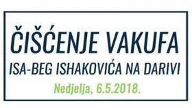 Uvakufi slobodno vrijeme-oživi vakuf Isa-bega Ishakovića