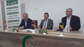 """Tribina """"Uloga vakufa u očuvanju islamske tradicije Bošnjaka"""" u Vitezu"""
