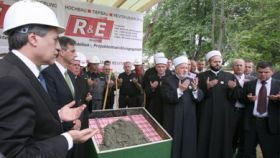 Položen kamen temeljac za prvu džamiju u Gracu