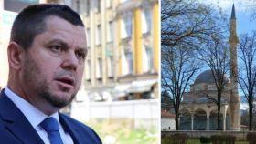Zajimović: Ne bismo mogli sagraditi Aladžu bez pomoći Turske