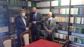 """Banja Luka -Donacija MIZ Janja za medresu """"Reis Ibrahim ef. Maglajlić"""""""