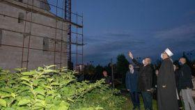 Ambasador Turske u BiH obišao radove na banjalučkoj Arnaudiji