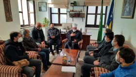 Posjeta predstavnika Generalne direkcije vakufa Republike Turske