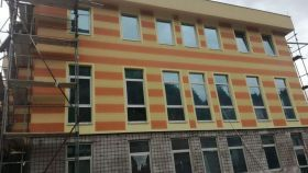 Vakufski administrativni centar (zgrada medrese) u Fojnici