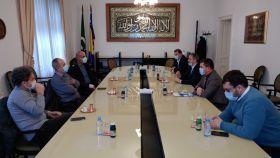 Predstavnici Generalne direkcije vakufa Republike Turske u posjeti Islamskoj zajednici
