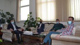 Posjeta predstavnika MIZ Orašje Vakufskoj direkciji