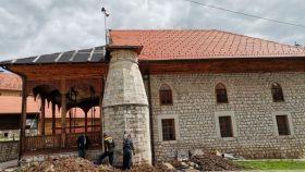Započeti radovi na rekonstrukciji Ferhad-begove džamije sa munarom u Tešnju