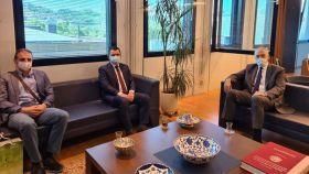 Posjeta novoimenovanom ambasadoru Republike Turske