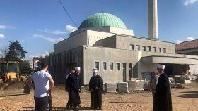 Muftijstvo tuzlansko: Raduje skori završetak izgradnje Islamskog centra i džamije u Lukavcu