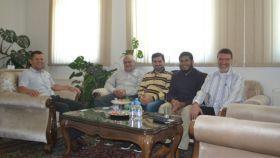 Predstavnici Međunarodnog WAQF FUNDA posjetili Vakufsku direkciju