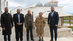 Esma i Faruk Ruždić posjetili Vakufski kompleks u Podveležju