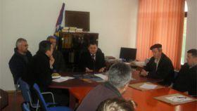 Vakufska direkcija u radnoj posjeti Medžlisu IZ Novi Travnik