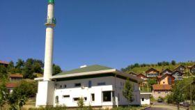 Svečano otvaranje džamije u Podlugovima, Ilijaš