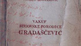 Gradačac: Nova knjiga o vakufima u Bosni i Hercegovini