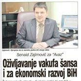 Oživljavanje vakufa šansa i za ekonomski razvoj BiH
