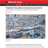 Pogledajte fotografije nastajanja starog Sarajeva