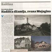 Hadžića džamija, zvana Mujagina