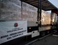 Podjela zimskih prehrambenih paketa za 3000 porodica