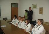 Vakufska direkcija obezbijedila invalidska kolica za Kantonalnu bolnicu Zenica