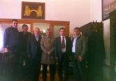 Direktor Vakufske direkcije bio u službenoj posjeti Muftiluku mostarskom