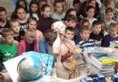 Uručena nastavna sredstva i oprema za potrebe učenika povratnika u općini Kotor Varoš