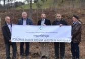 Projekat zasade voćnjaka na vakufskim parcelama u BiH