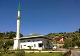 Džamija u Podlugovima, Ilijaš
