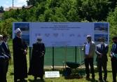 Postavljen kamen temeljac za izgradnju nove džamije u naselju Rječica, Općina Novi Grad