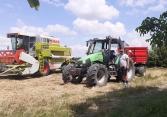 Počela žetva ječma i pšenice na vakufskim parcelama