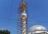 Uprkos pandemiji radovi na izgradnji Kizlaragine džamije ne prestaju